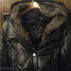 уникално късо зимно яке