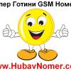 Хубави Телефонни Номера / Хубави Номера GSM
